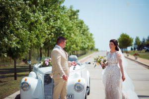 Един ден на... Нашите младоженци Марти и Драго!