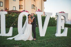 Един сватбен ден на нашите младоженци Криси и Николай...